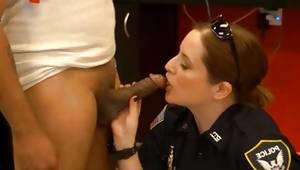 Exciting sluts have MMF act of love with ebony gent