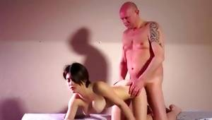 Horny looking early is doing raunchy things right with old fellow