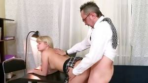 Sandy colored beautiful hooker is getting her screwed by the debauched nasty stud