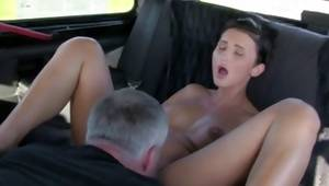 Charming whore catches her messed up naughty hard